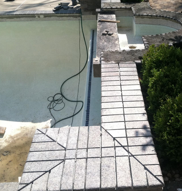 pool repair services | GSI Pool Finishes